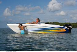 2011 - Concept Boats - 30 Sport Deck