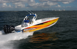 2012 - Concept Boats - 36 SR
