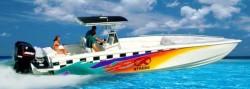 Concept Boats 36 PR Open Fish Center Console Boat