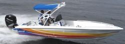 Concept Boats 27 PR Sport Boat Center Console Boat