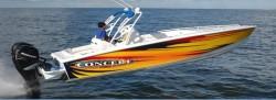 Concept Boats 36 PR Sport Boat Center Console Boat