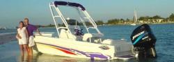 Concept Boats 23 SF Sport Boat Center Console Boat
