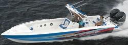 Concept Boats 32 FE Sport Boat Center Console Boat