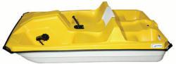 2012 - Contour Paddle - Captain V
