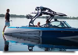 2015 - Nautique Boats - Sport Nautique 200