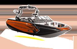 2015 - Nautique Boats - Super Air Nautique G21