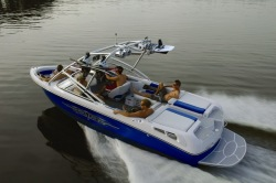 Correct Craft Nautique 236 Ski and Wakeboard Boat