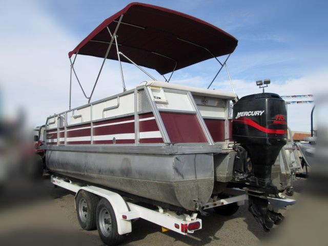 1999 Jc Pontoon Boats 226 Tritoon For Sale In Lake