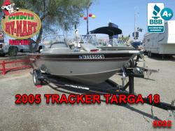 2005 - Tracker Boats - Targa 18 WT