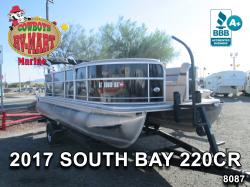 2017 - South Bay Boats - 220CR