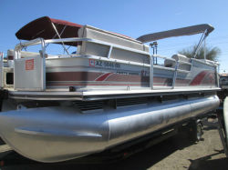 1999 - Sun Tracker by Tracker Marine - Party Barge 21