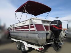 1999 - JC Pontoon Boats - 226 TriToon