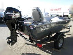 2015 - Crestliner Boats - 1650 Sportsman