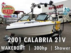 2001 Calabria Ski/Wake Sport Comp V XTS