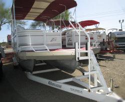 2001 - JC Pontoon Boats - 266 TriToon