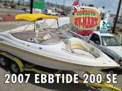 2007 Ebbtide 200 SE