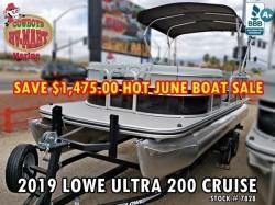 2019 LOWE Ultra 200 Cruise HOT JUNE SALE