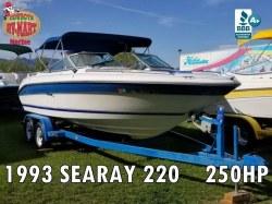 1993 Sea Ray 220