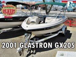 2001 Glastron GX205 Volvo VEC