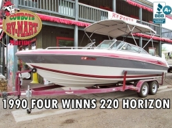 1990 - Four Winns Boats - 220 Horizon