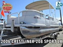 2006 Crestliner 2085 Sport LX