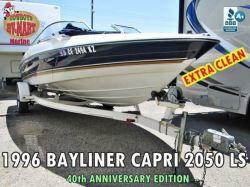 1996 Bayliner Capri 2050 LX
