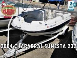 2004 Chaparral Sunesta 232