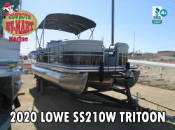 2020 SS210W TRITOON