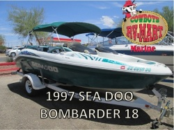Sea Doo Bombarder