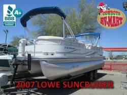 2007 Suncruiser Jamaica 220