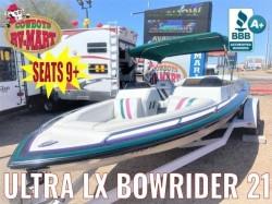 ULTRA LX BOWRIDER 21
