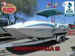 1994 - Rinker Boats - 24 Flotilla