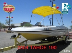 2004 - Tahoe Boats - 192 IO