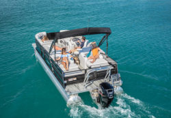 2020 - Crest Pontoon Boats - Crest II 220 SLE