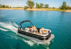 2020- Crest Pontoon Boats - Crest II 240 SLE