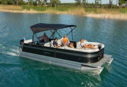 2020 - Crest Pontoon Boats - Crest II 240 L