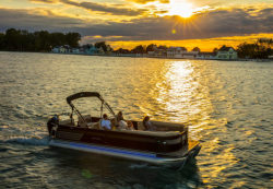 2020 - Crest Pontoon Boats - Crest III 220 SLS
