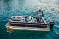 2020 - Crest Pontoon Boats - Crest II 240 SLC