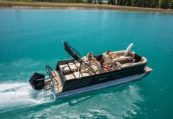 2020 - Crest Pontoon Boats - Crest III 220 SLC
