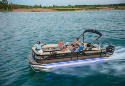 2020 - Crest Pontoon Boats - Classic 230 SLRC