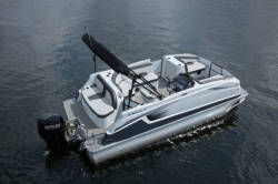 2020 - Crest Pontoon Boats - Calypso 190 SL