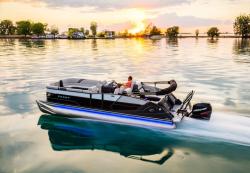 2020 - Crest Pontoon Boats - Caribbean 250 SLRC