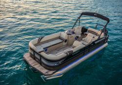2020 - Crest Pontoon Boats - Caribbean 250 SLR2