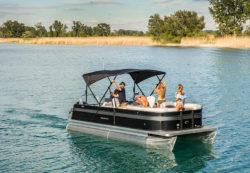 2020 - Crest Pontoon Boats - Crest II 220 SL