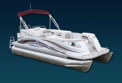 2009 - Crest Pontoon Boats - 20 Savannah LS  LST