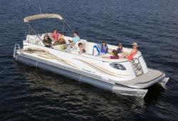 2009 - Crest Pontoon Boats - 27 Savannah LS  LST