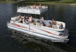 2009 - Crest Pontoon Boats - 27 Upper Sundeck