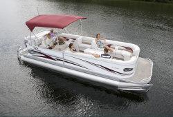 2009 - Crest Pontoon Boats - 25 Crest III Classic