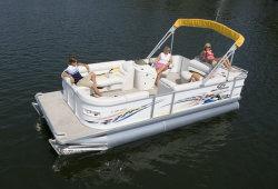 2009 - Crest Pontoon Boats - 20 Crest II  LE