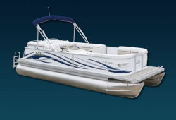 2009 - Crest Pontoon Boats - 22 Crest II  LE